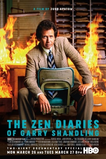 Tv-serien: The Zen Diaries of Garry Shandling