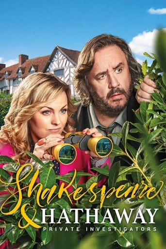 Tv-serien: Privatdetektiverna Shakespeare & Hathaway