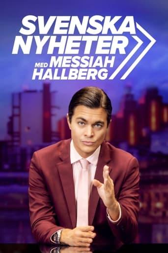 Från TV-serien Svenska nyheter som sänds på SVT1