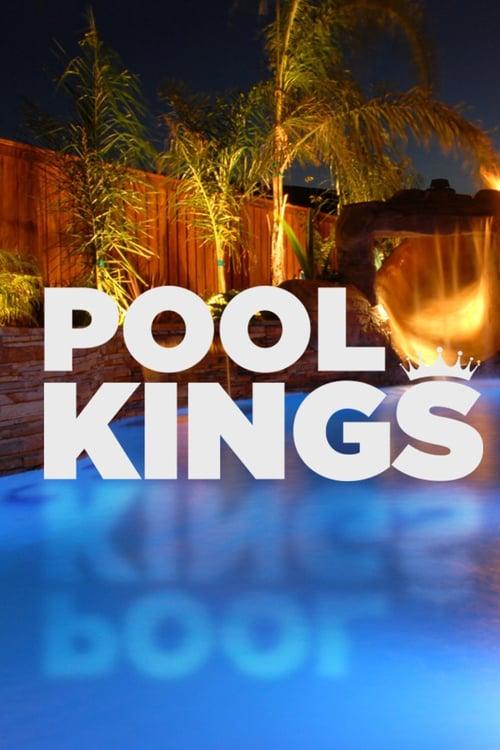Från TV-serien Pool kings som sänds på Kanal 9
