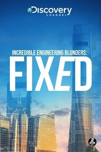 Tv-serien: Incredible Engineering Blunders: Fixed