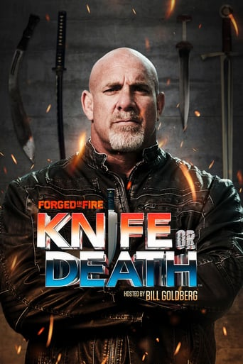 Tv-serien: Forged in Fire: Knife or Death