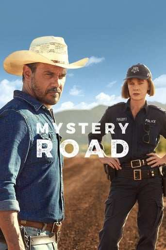Från TV-serien Mystery road som sänds på C More Series