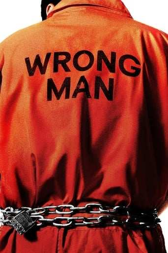Tv-serien: Wrong Man