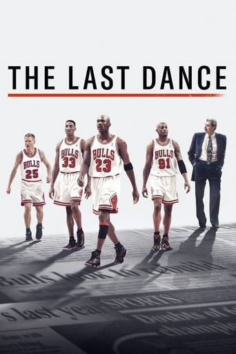 Tv-serien: The Last Dance