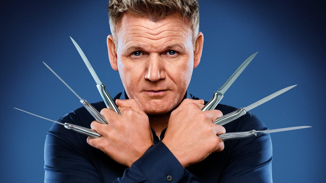 TV3 - Gordon Ramsay's 24 hours to hell and back