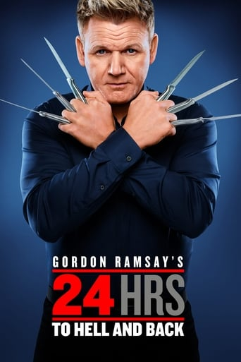 Från TV-serien Gordon Ramsay's 24 hours to hell and back som sänds på TV3