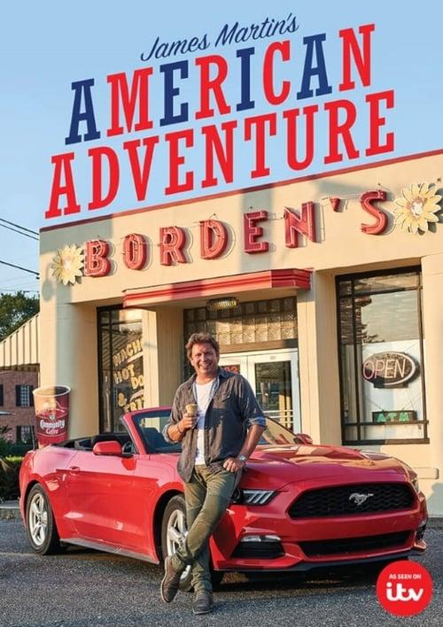 Bild från filmen James Martin's American Adventure