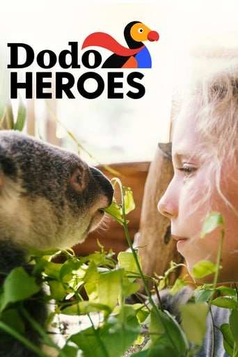 Från TV-serien Dodo heroes som sänds på Animal Planet