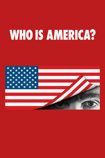 Tv-serien: Who Is America?
