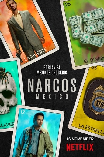 Tv-serien: Narcos: Mexico