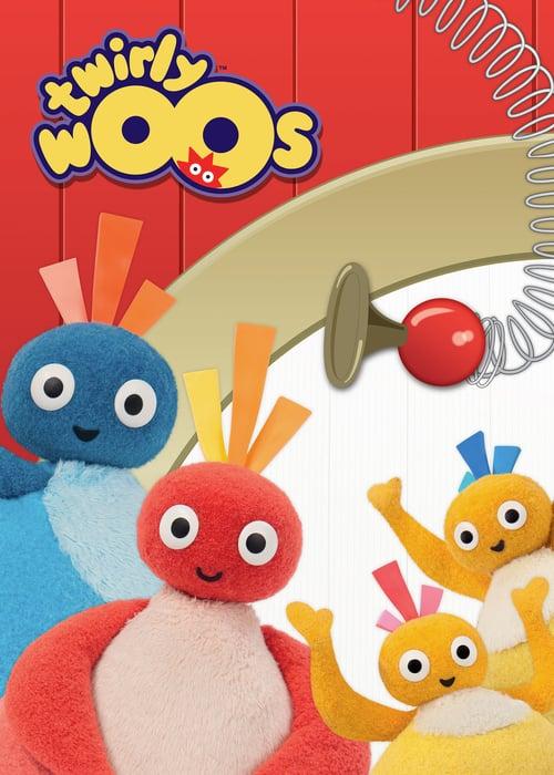 Från TV-serien Twirlywoos som sänds på Barnkanalen