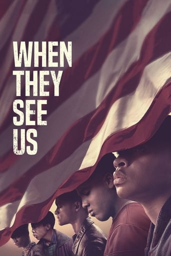 Tv-serien: When They See Us
