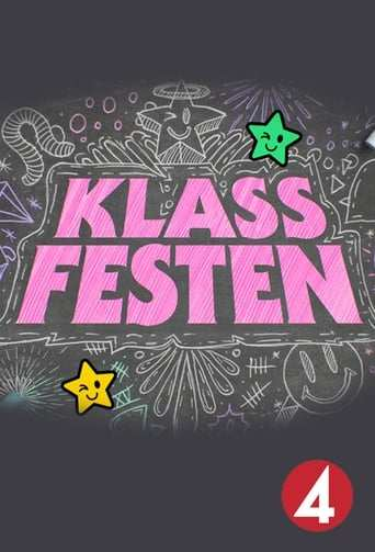 Från TV-serien Klassfesten som sänds på TV4