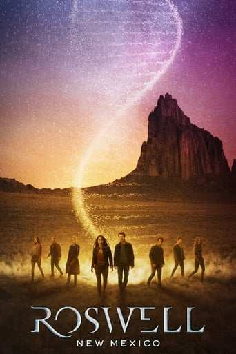 Tv-serien: Roswell, New Mexico