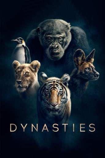 Bild från filmen Djurvärldens dynastier