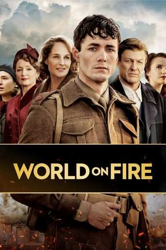 Tv-serien: World on Fire
