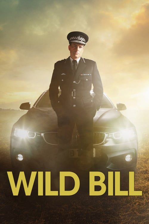 Från TV-serien Wild Bill som sänds på NRK1