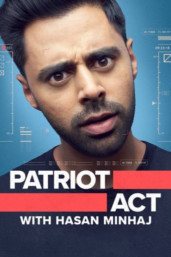 Tv-serien: Patriot Act with Hasan Minhaj
