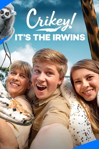 Tv-serien: Crikey! It's the Irwins