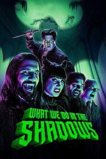 Tv-serien: What We Do in the Shadows