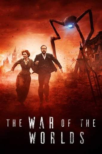 Tv-serien: The War of the Worlds