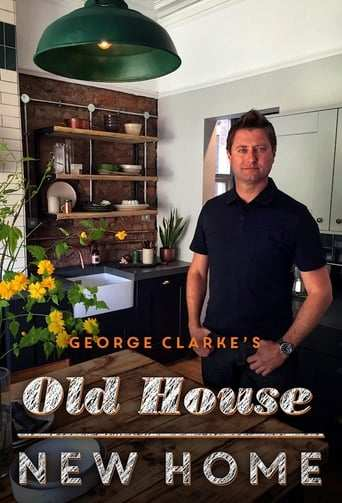 Bild från filmen George Clarke's old house, new home