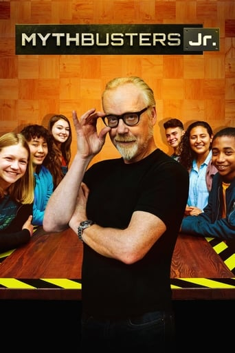 Från TV-serien Mythbusters Jr. som sänds på Discovery Science