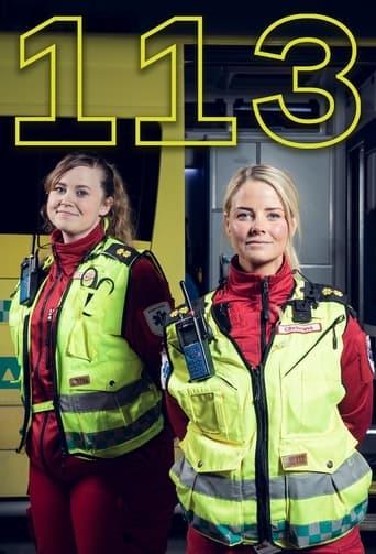 Från TV-serien 113 som sänds på NRK2