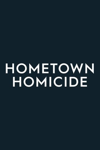 Tv-serien: Hometown Homicide