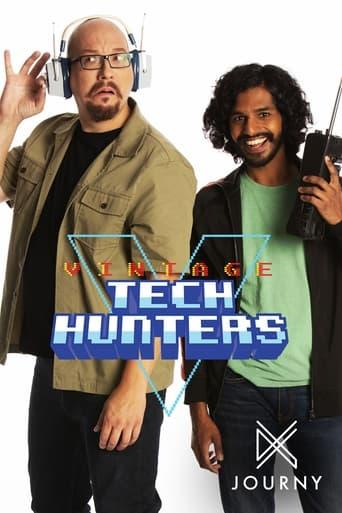 Från TV-serien Vintage tech hunters som sänds på History Channel HD