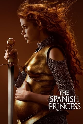 Tv-serien: The Spanish Princess