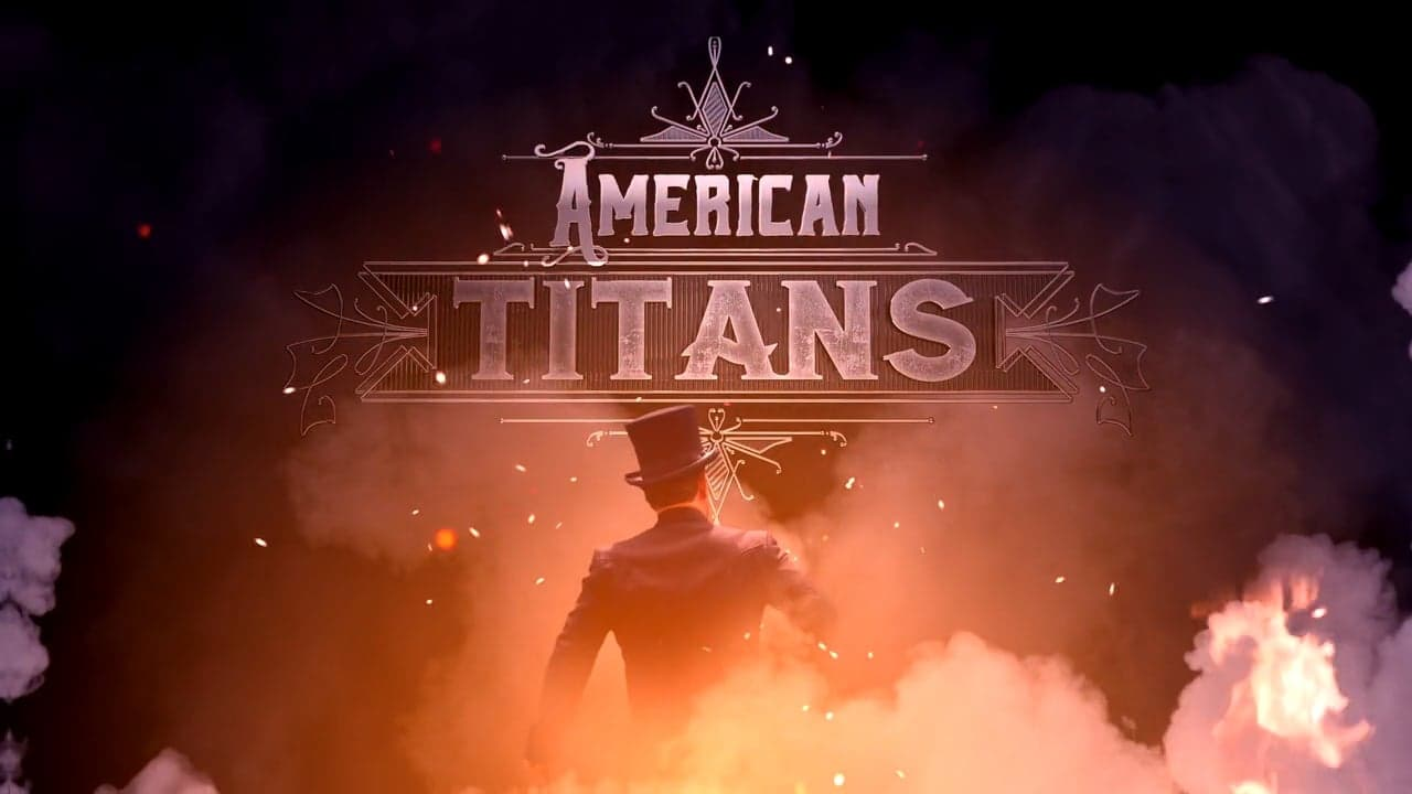 Discovery Science - American titans