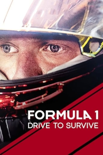 Tv-serien: Formula 1: Drive to Survive