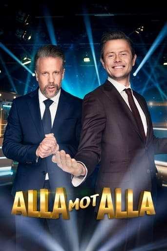 Från TV-serien Alla mot alla med Filip och Fredrik som sänds på Kanal 5