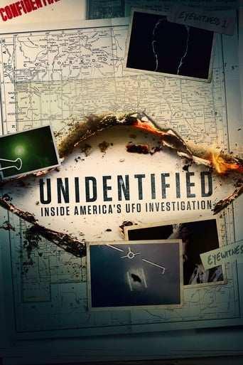 Bild från filmen Unidentified: Inside America's UFO Investigation