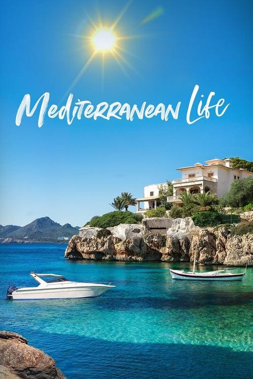 Från TV-serien Mediterranean life som sänds på TV 11