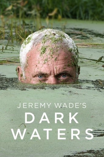 Från TV-serien Jeremy Wade's dark waters som sänds på Kanal 9