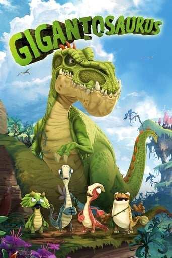 Bild från filmen Gigantosaurus