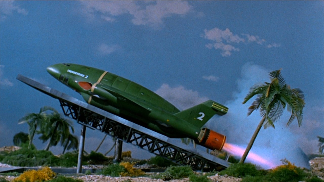 Barnkanalen - Thunderbirds