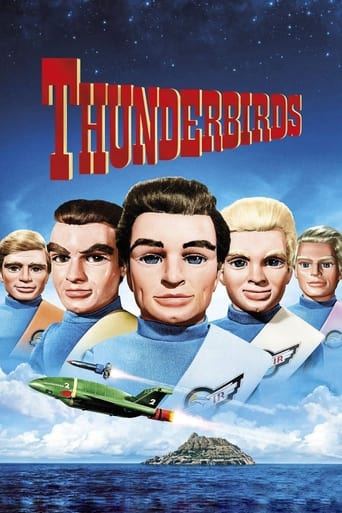 Tv-serien: Thunderbirds