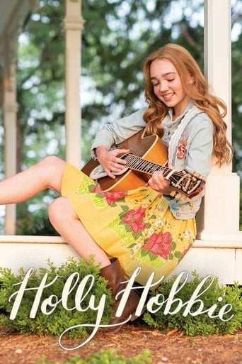 Från TV-serien Holly Hobbie som sänds på Barnkanalen