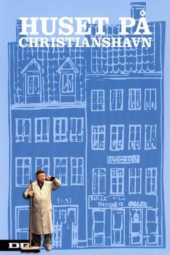 Från TV-serien Huset på Christianshavn som sänds på DR2