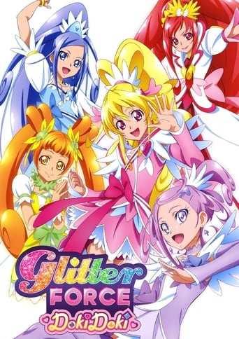 Tv-serien: Glitter Force Doki Doki