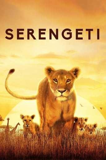 Bild från filmen Serengeti