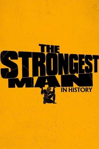 Tv-serien: The Strongest Man in History