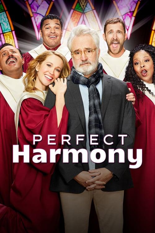 Från TV-serien Perfect Harmony som sänds på Fox
