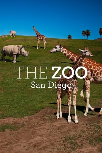 Från TV-serien The Zoo: San Diego som sänds på Animal Planet