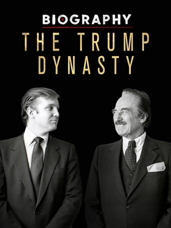 Tv-serien: Biography: The Trump Dynasty