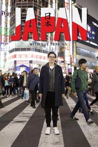 Bild från filmen Japan with Sue Perkins